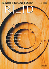 Craft, Art, Design 02/2001