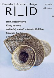 Craft, Art, Design 04/2006