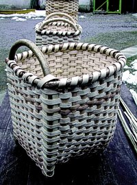 Baskets by Ján Čuporák