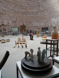 Exhibition in the Museum of Ceramics of the Eastern Europe