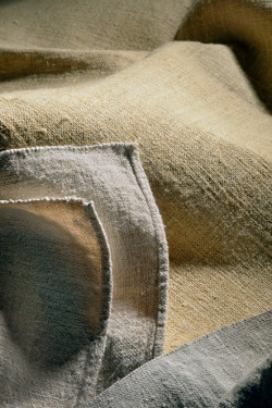 Forgotten qualities of linen clothing