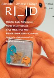 Craft, Art, Design 02/2005