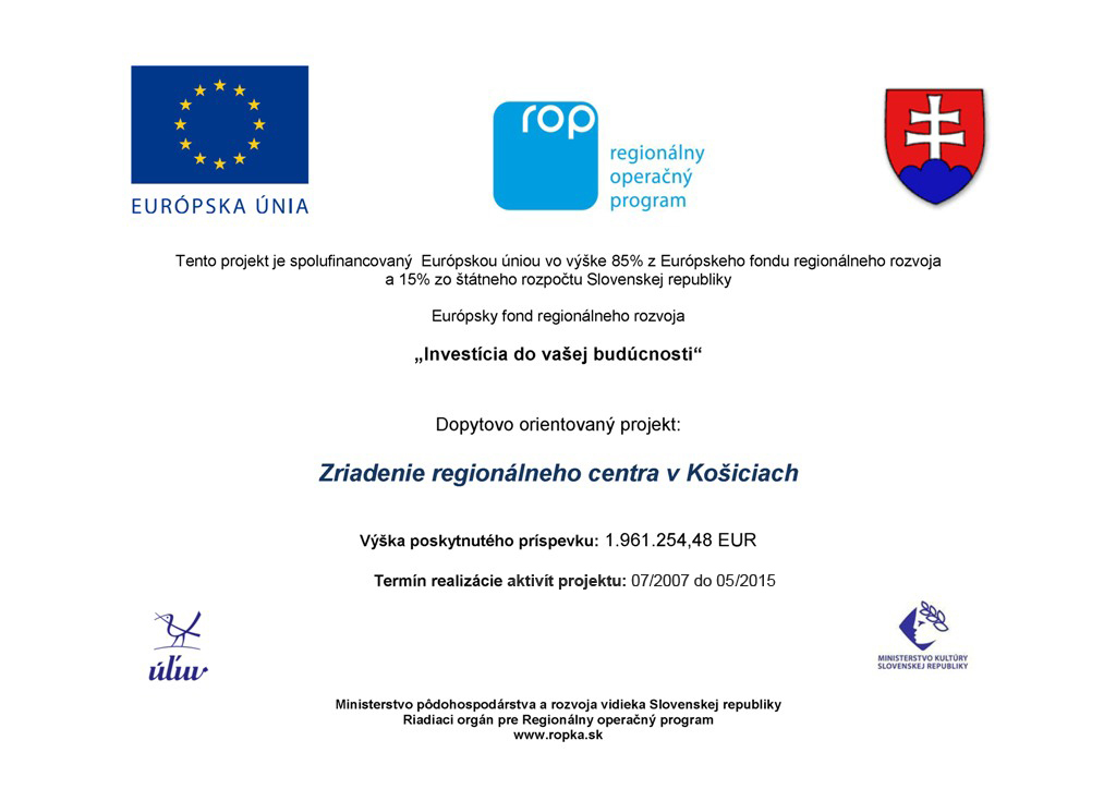 rop kosice